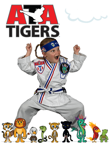 ATA Martial Arts Kids 2 Leaders - ATA Tigers